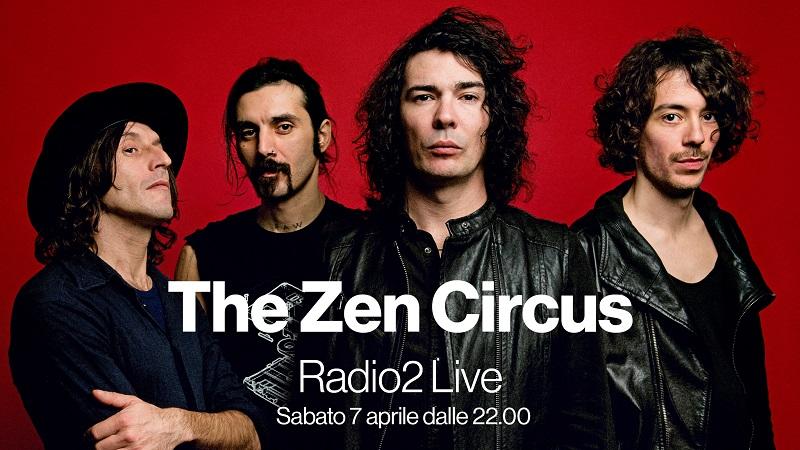 the zen circus radio 2