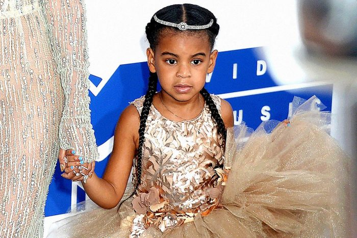 look di Blue Ivy Carter