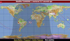 Tiangong-1 è rientrata sulla Terra alle 02.16 in Italia. Le news