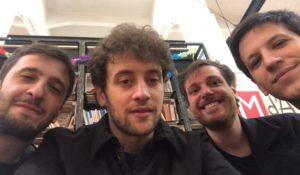 Musica al mercato con gli Eugenio in Via Di Gioia. L'intervista