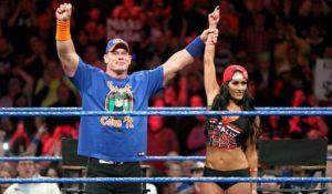 John Cena e Nikki Bella annunciano la separazione