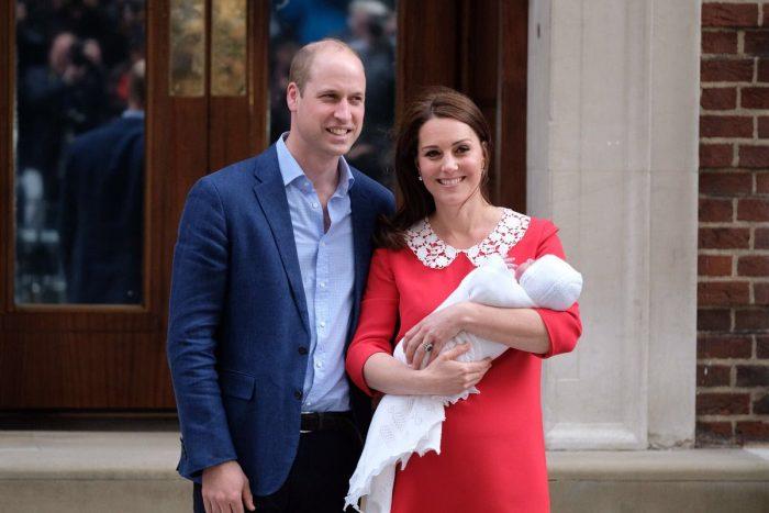 Kate Middleton e William royal baby
