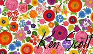 """L'universo fiorito di Ken Scott in una mostra """"A tutto colore!"""""""