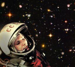 yuri gagarin il primo uomo nello spazio