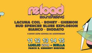 Edizione numero otto per il Reload Sound Festival