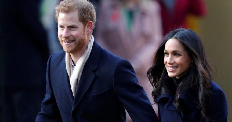 viaggio di nozze di Harry e Meghan