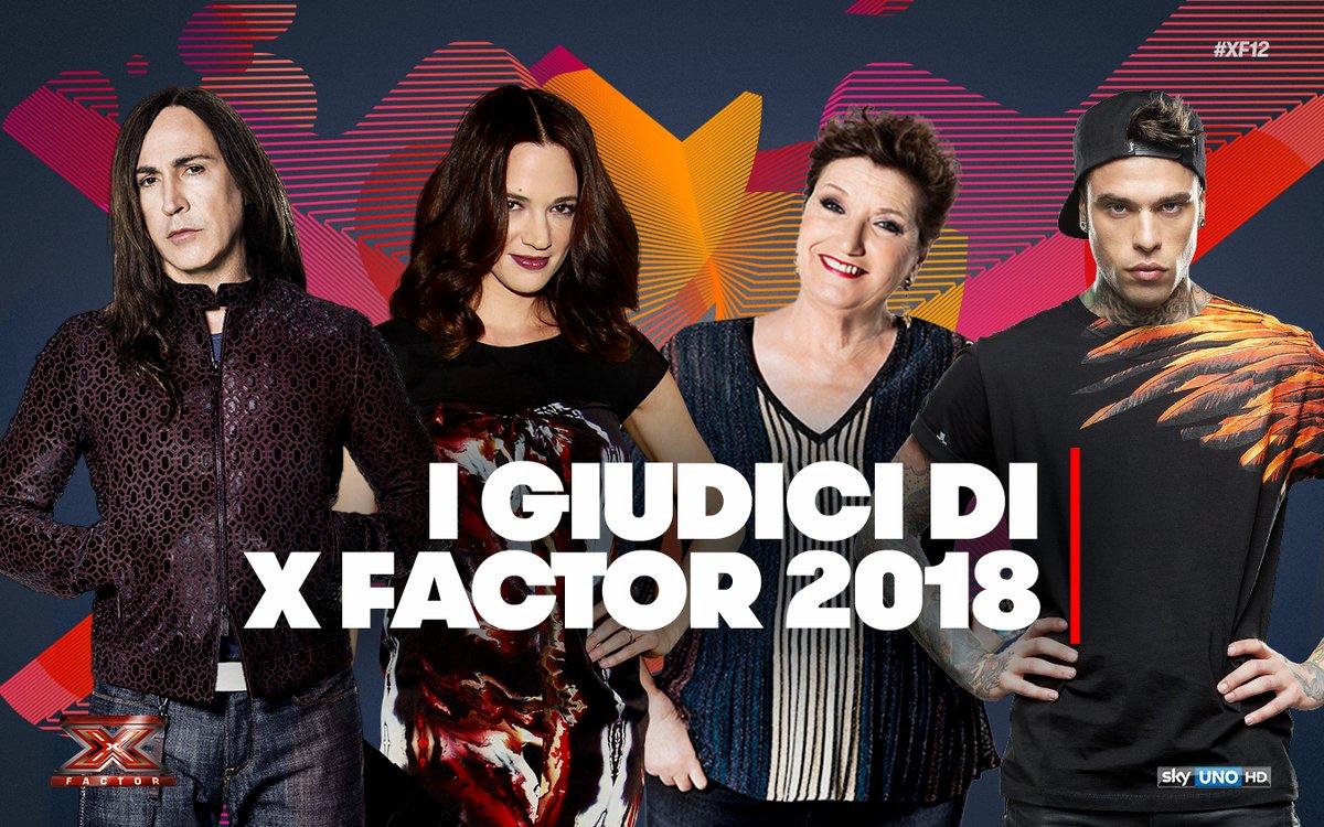 #XF12 giuria