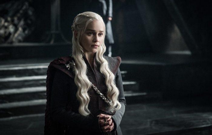 ultima scena di Daenerys