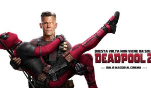 Reynolds e Brolin a Roma per presentare Deadpool 2