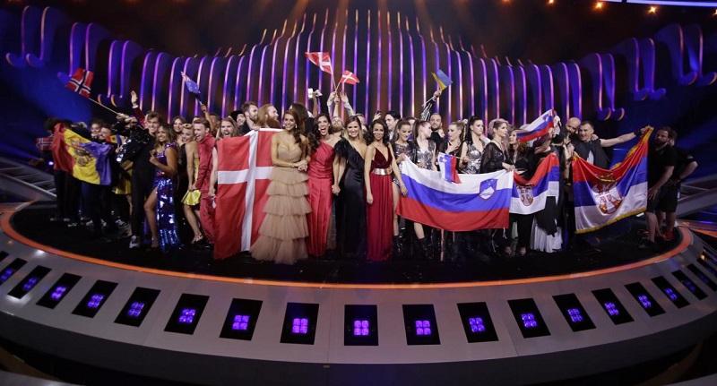 eurovision 2018 seconda semifinale