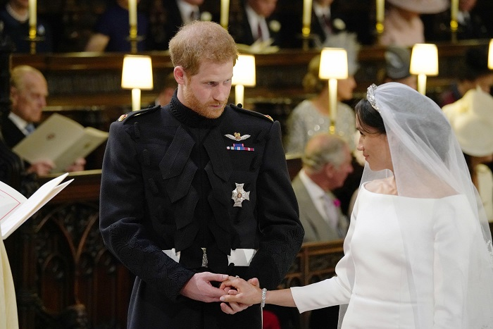 harry e meghan matrimonio da favola
