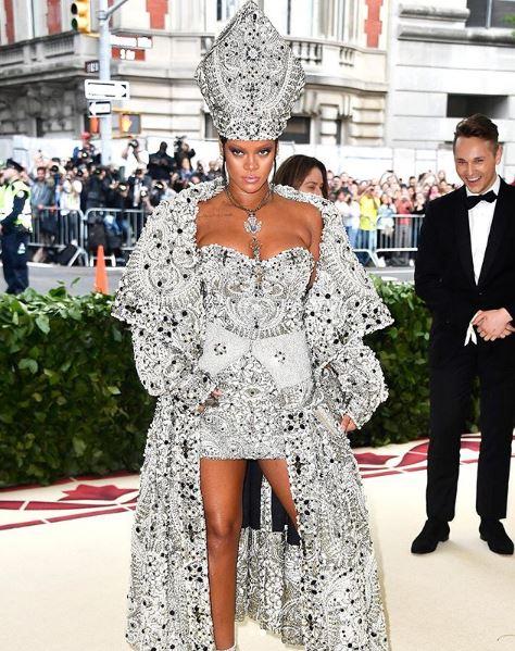 met gala 2018 moda religione