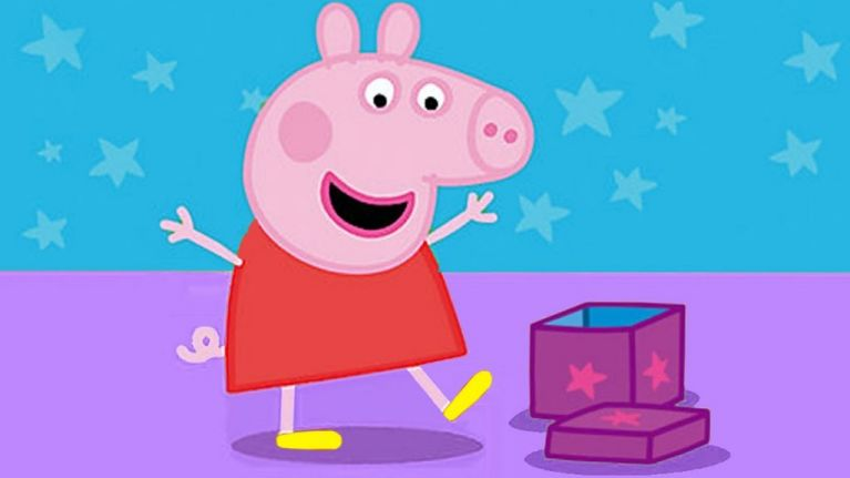 Peppa Pig censurata in Cina