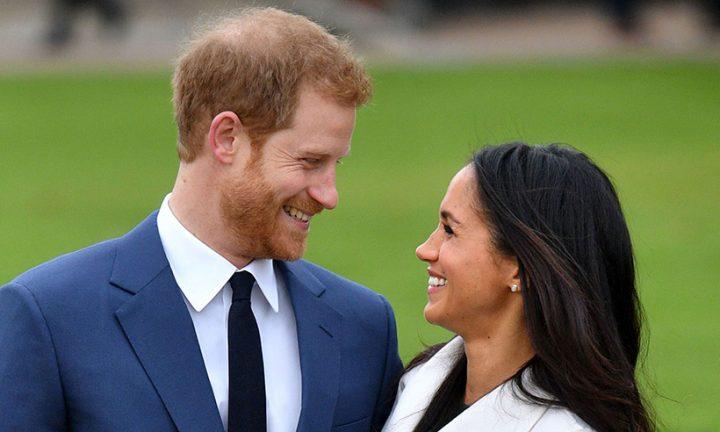 confetti per il matrimonio di harry e meghan