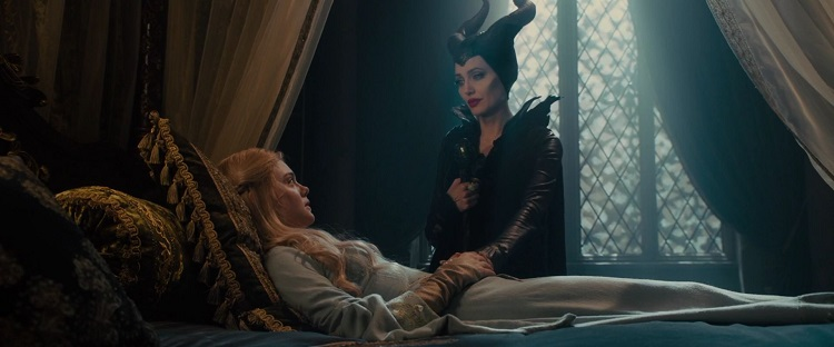 riprese maleficent 2