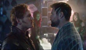 Avengers: Infinity War, fan perplessi per le scelte (sbagliate) di Star Lord e Thor