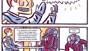 La fabbrica dei corpi, un viaggio a fumetti nel corpo umano