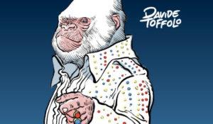 """Toffolo e il suo poetico graphic novel su """"Il Re Bianco"""""""