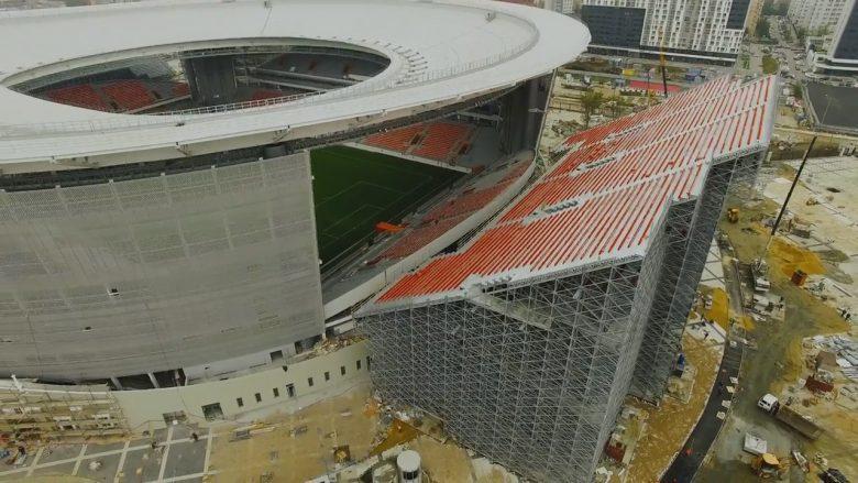 mondiali 2018 stadi