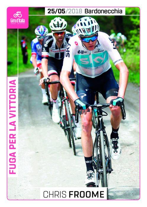 Film del Giro 2018 - G12 Fuga per la vittoria (Froome)