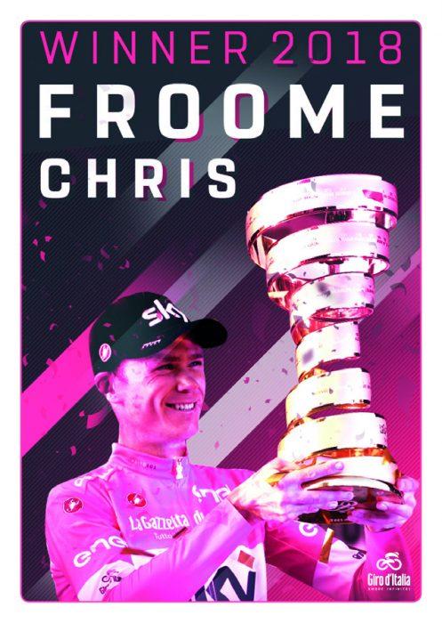 Film del Giro 2018 - G13 Winner 2018 (Froome)