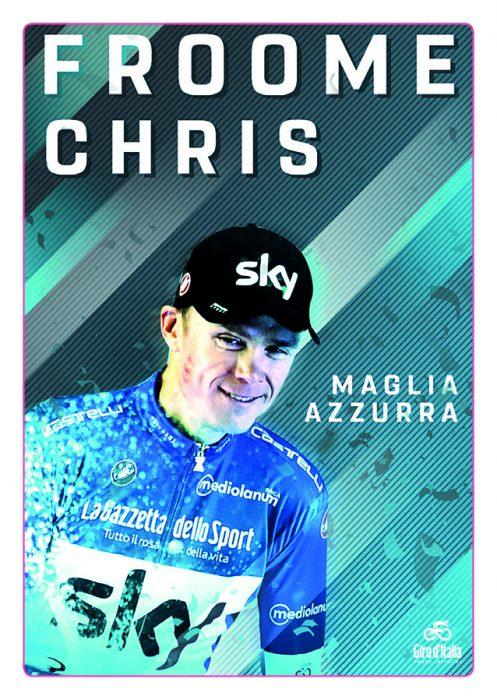 Film del Giro 2018 - G14 Maglia Azzurra 2018 (Froome)