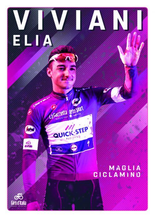 Film del Giro 2018 - G15 Maglia Ciclamino 2018 (Viviani)