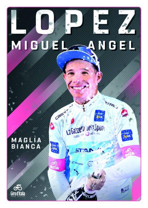 Film del Giro 2018 - G16 Maglia Bianca (M A Lopez)