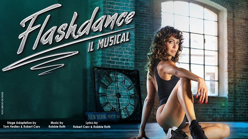 flashdance il musical date