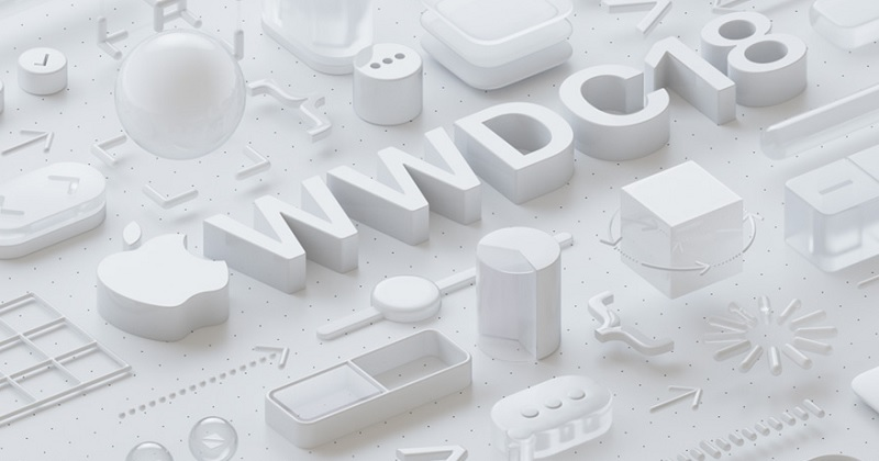 Worldwide Developers Conference 2018 apple