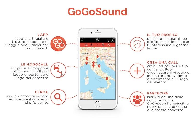 gogosound app ios android
