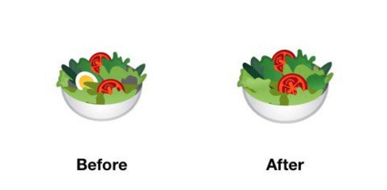 insalata emoji