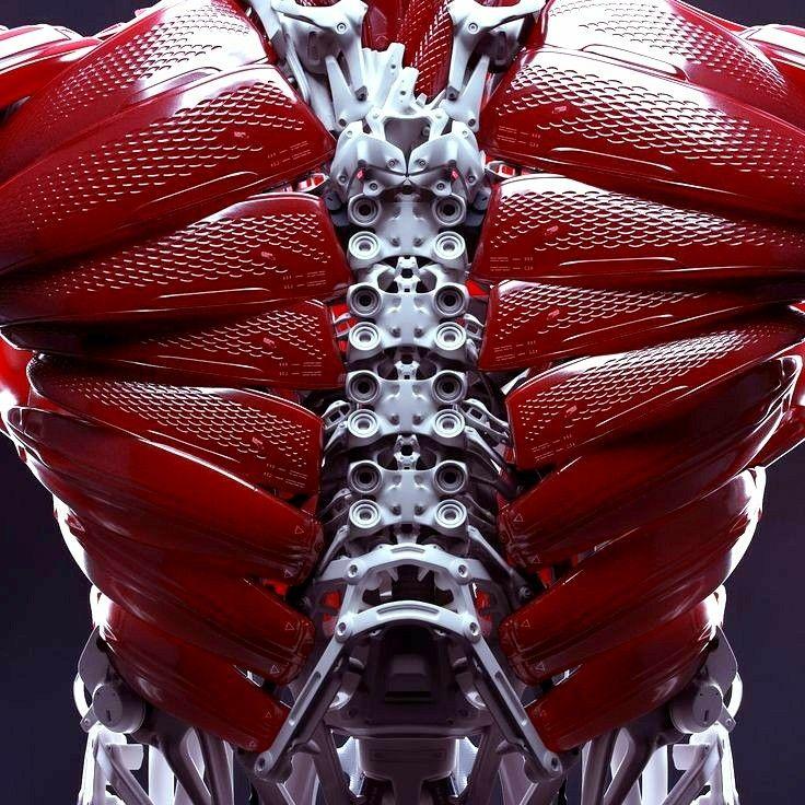 muscoli cyborg