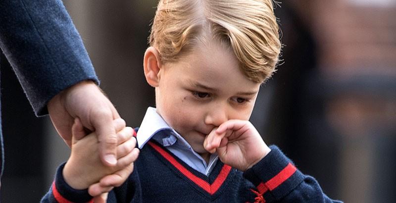 uccidere il principe George