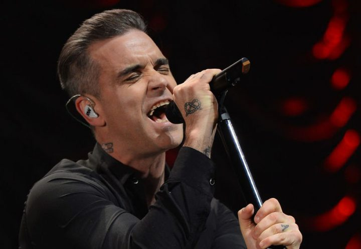 mondiali 2018 robbie williams