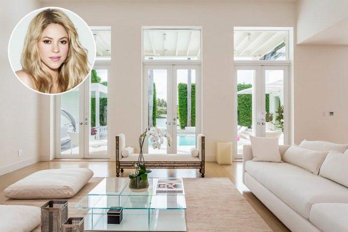 Shakira vende la sua villa