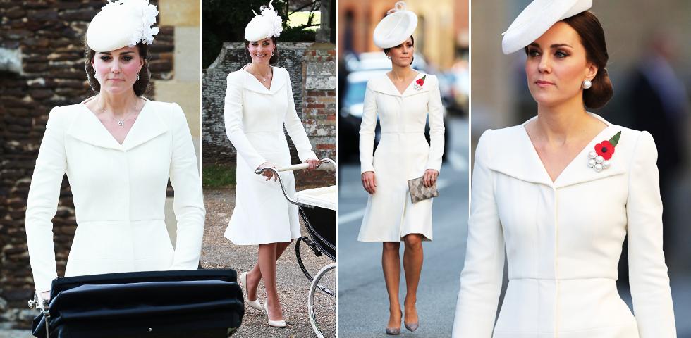 vestito di Kate Middleton