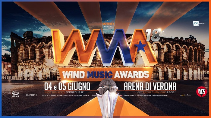 wind music awards su rai 1