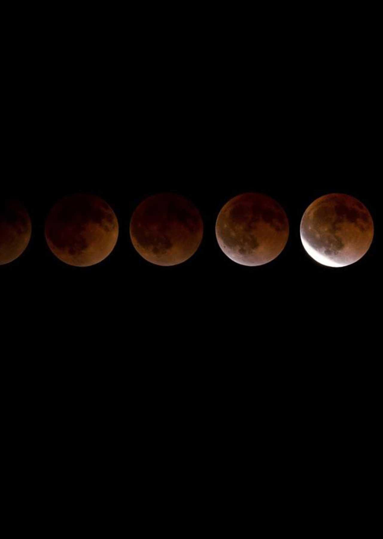 Ecco dove vedere l'Eclissi totale di Luna del 27 luglio 2018