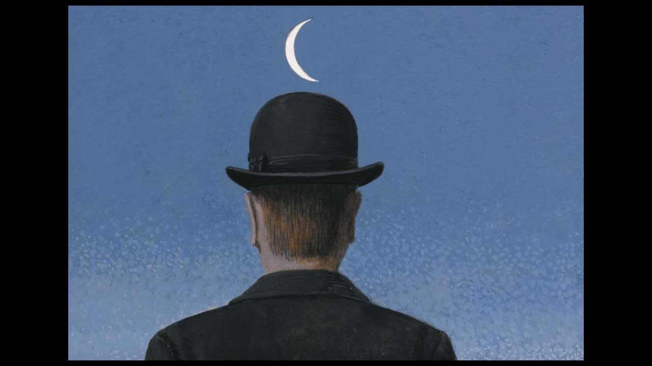 Rene' Magritte - Il maestro di scuola
