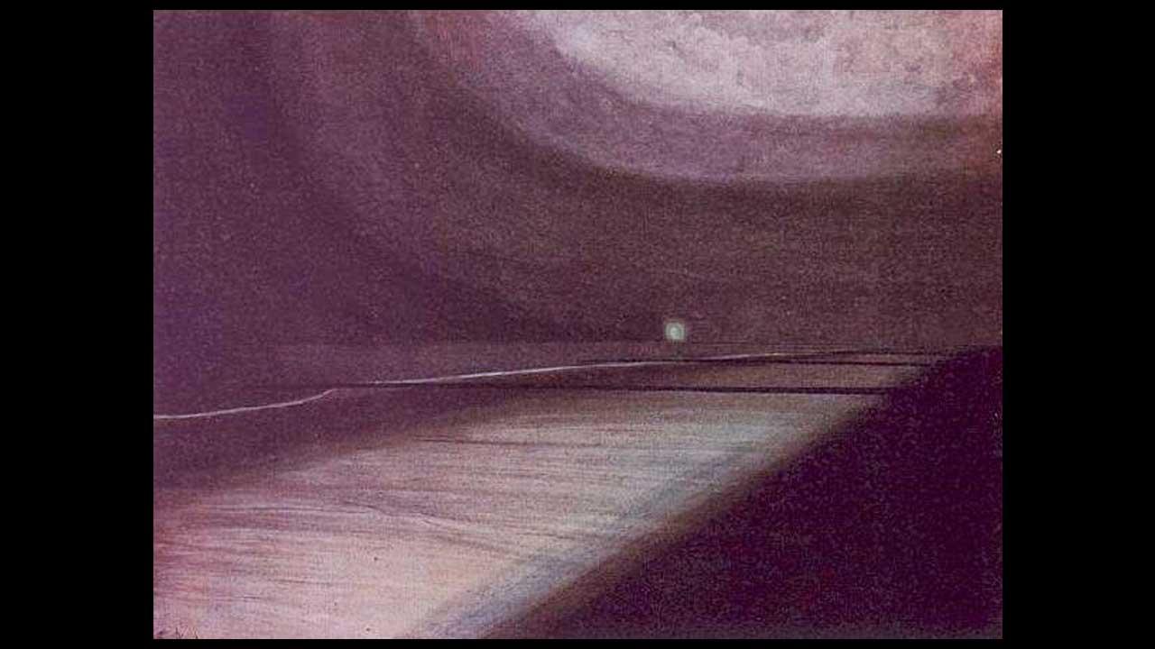 Lèon Spilliaert - La notte solitaria