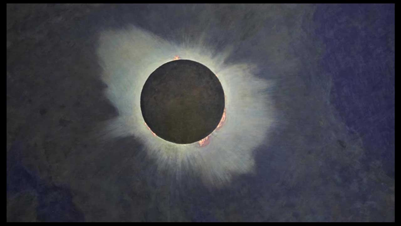 Howard Russell Butler - The Eclipse Paintings