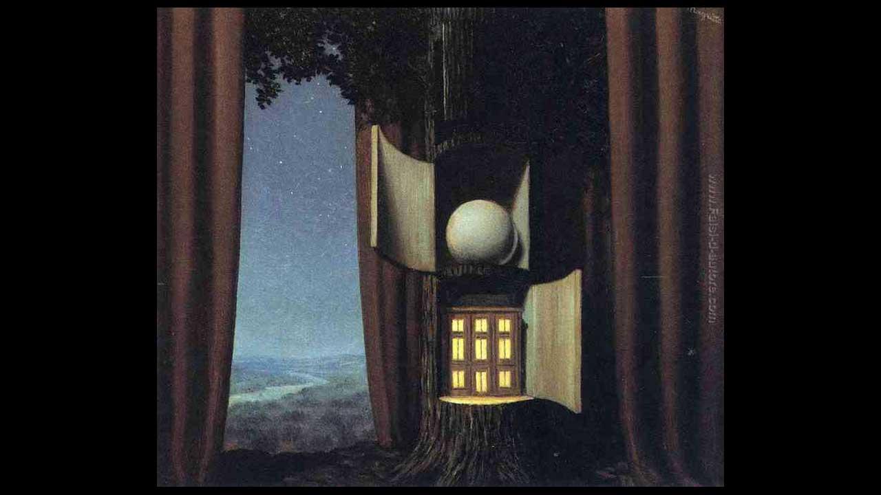 René Magritte – La voce del sangue