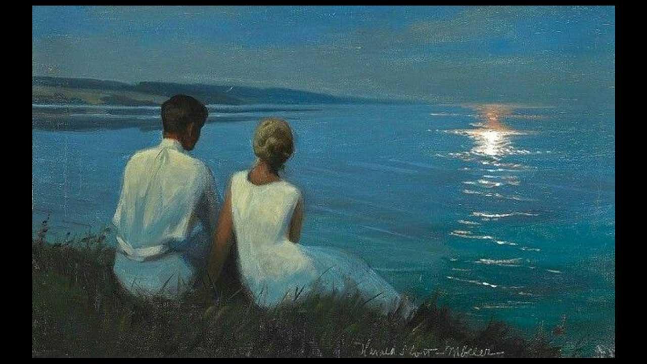 Harold Slott Moller – Luce della luna