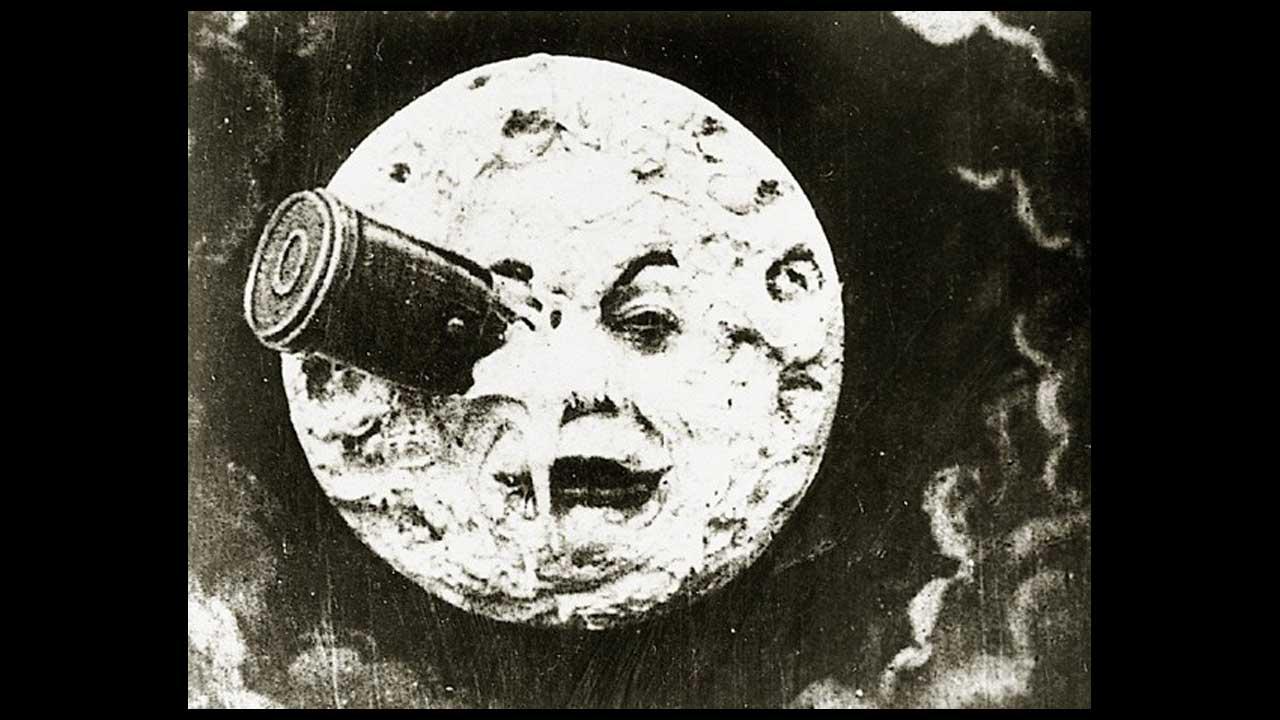 Georges Méliès - A Trip to the Moon