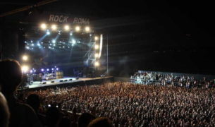 rock in roma summer fest