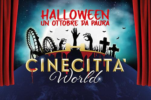 cinecittà world halloween