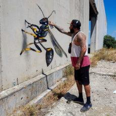 La Street Art prende vita con i disegni in 3D di Odeith