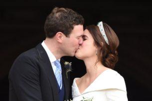 Royal Wedding 2. Eugenie e Jack si sono sposati tra parenti e ospiti vip