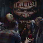 Notte di Halloween al cinema con l'horror Hell Fest